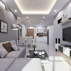20 Gorgeous Apartment Ceiling Design Ideas That Inspiring House Ceiling Design, Ceiling Design Living Room, Living Room Designs, House Design, Living Room Lighting Ceiling, Plaster Ceiling Design, Roof Design, Living Room Modern, Living Room Interior