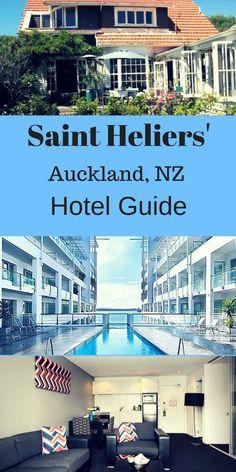 saint heliers hotels