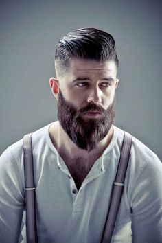 Smart beard