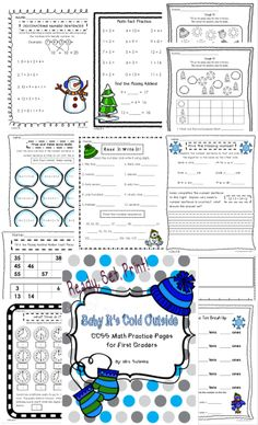 Tens and Ones Grouping - Printable Place Value Worksheet for 1st ...