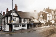 The old Crown 1368c