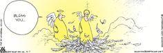 Non Sequitur Comic Strip, August 02, 2014 on GoComics.com