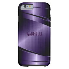 Purple Shiny Metalli