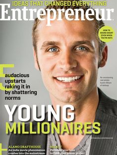 Entrepreneur magazine September 2012