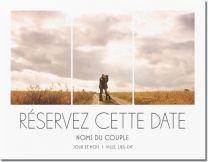Modèles de Réservez votre journée, Mariage Invitations et faire-part…