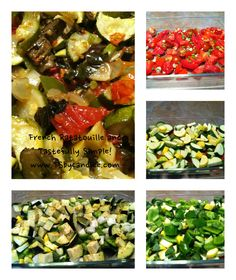 Baked Ratatouille...best with fresh produce and herbs!