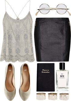 """""""I dream of gardens in the desert sand..."""" by rosiee22 ❤ liked on Polyvore"""