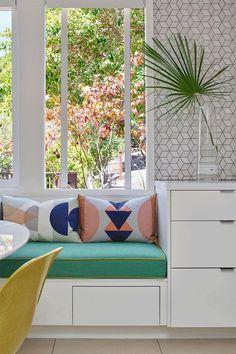 Una casa mid-century modern en California · A mid-century modern home in…