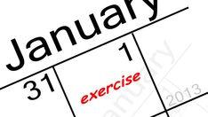 Resultado de imagen de DO EXERCISE NEW YEAR RESOLUTION