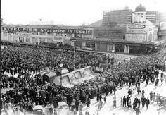 The Historic Steel Pier in Atlantic City, NJ (circa 1920s) #throwbackthursday #tbt #steelpier #atlanticcity