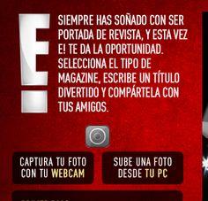 Activación online para E! Latino