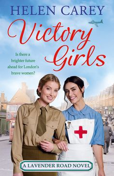 VICTORY GIRLS (UK edition) To be published by Headline Books 19 April 2018. The sixth and final book in my Lavender Road series. Pre-order available now.