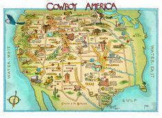 John Roman - Cowboy America