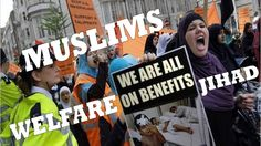 Muslims on Welfare want Jihad