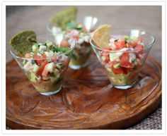 """Impress your sweetheart with simple and fresh ceviche! The best part of this recipe is there is no cooking involved. Even though your madre told you, """"You'll never find an hombre unless you learn to Shrimp Ceviche, Ceviche Recipe, Shrimp Pasta, Seafood Recipes, Mexican Food Recipes, New Recipes, Favorite Recipes, Mexican Desserts, Freezer Recipes"""