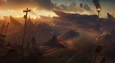 ArtStation - Mad Max Fanart, Piotr Krezelewski