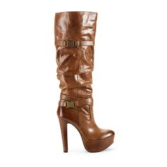 """in love...  i am putting these on my """"must have for fall"""" list! Jessica Simpson Boots, Jessica Simpson Style, High Heel Boots, Bootie Boots, Heeled Boots, Cute Boots, Shoe Closet, Sock Shoes, Shoe Game"""