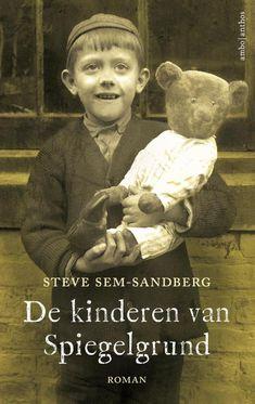 De kinderen van Spiegelgrund - Steve Sem - Sandberg