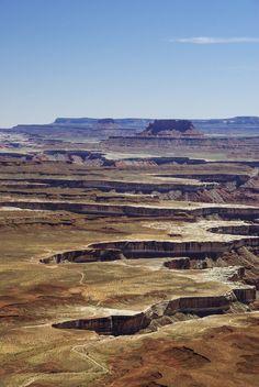 Visiter Canyonlands National Park - Island in the Sky dans l'Utah