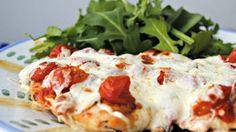 Pizzette-Style+Chicken+Paillard