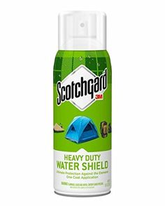 Scotchgard Outdoor Water Shield, 10.5-Ounce by Scotchgard -- Awesome products selected by Anna Churchill