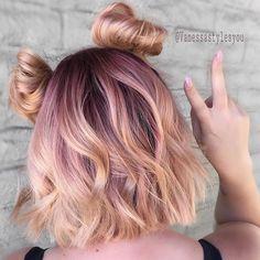 Just Peachy  hair color