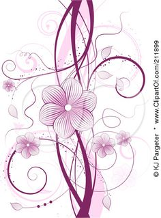 Google Image Result for http://images.clipartof.com/small/211899-Purple-Floral-Vine-With-Blossoms-And-Tendrils-Over-White-Poster-Art-Print.jpg