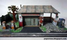 Paperized: The Generic Garage Paper Model