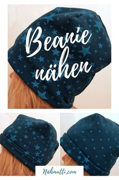 A quick Beanie free Pattern sewing - I am going to explain You how it goes. Near the Beanie from different materials, and You have for every Season of the year the good Wendemütze. Twist Headband, Diy Headband, Baby Headbands, Quick Crochet, Double Crochet, Free Crochet, Baby Turban, Sewing Blogs, Sewing Tutorials