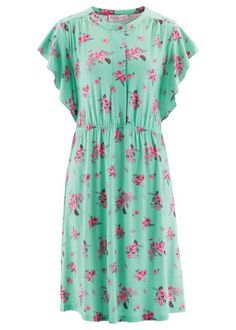 Shirt kleid flamingo