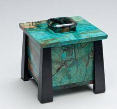 Custom Made Toledo Treasure Box