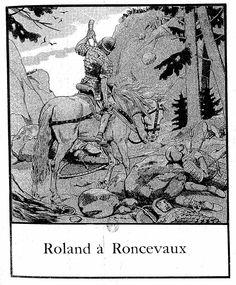 Roland à Roncevaux | Bainville Jacques - Petite Histoire de France