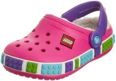 f789f5773b777 crocs 14631 CB Mamth Lego Clog (Toddler Little Kid) crocs.  34.99
