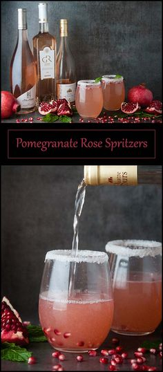Pomegranate Rosé Spr