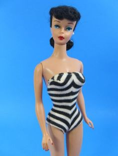 Barbie, Fashion Icon of the 60's