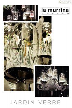 LA MURRINA | ID RUNWAY www.lamurrina.com,  #euroluce2015, #salonedelmobile2015, #lightingdesigntrend, #lamptrend, #cristallamp , #muranolamp, #candelier, @lamurrina