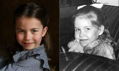 Princess Charlotte looks so similar to Lady Sarah Chatto in incredible new photo released to mark her fifth birthday Duchess Kate, Duke And Duchess, Duchess Of Cambridge, Royal Princess, Little Princess, Lady Sarah Chatto, Prinz William, Prince William And Catherine, William Kate