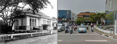Nederlandsch Indische Escompto Maatschappij, Noordwijk,Batavia, 1915 1940,  Bank Mandiri, jl Juanda, Jakarta, 2014