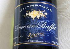 Champagne Damien-Buffet Brut Réserve | Champagne 1er cru Damien Buffet et chambre d'hôtes à Sacy près de Reims
