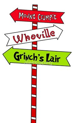 Whoville signs