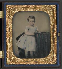 Ambrotype 1860-1870