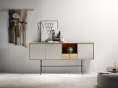 Sideboards AURA - Treku Aura Collection Living & Dining Room Angel Martí & Enrique Delamo