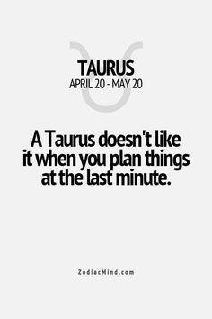 Zodiac Mind - Your source for Zodiac Facts Astrology Taurus, Zodiac Signs Taurus, Taurus Facts, Zodiac Mind, Zodiac Facts, Zodiac Horoscope, Astrology Signs, Taurus Quotes, Zodiac Quotes