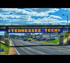 Tennessee Tech pride beams in Cookeville! Go Golden Eagles!