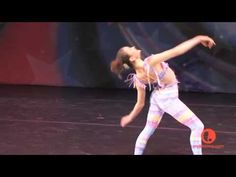 Brooke's Unseen Solo (Paint the Pictures) Love  the dance, the song and the costume! Love Brooke!