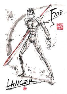 Lancer · Fate/stay night
