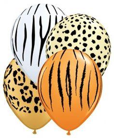 Latex Print Balloons — Linda Kaye's Partymakers