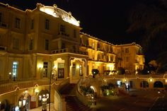 The Old Winter Palace Hotel - Luxor, Egypt