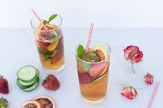 A Foolproof Traditional Pimm's Cup Recipe