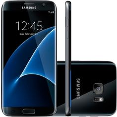 Smartphone Samsung Galaxy S7 Edge G935F, Octa Core 2.3Ghz, Android 6.0, Tela Super Amoled 5.5´, 32GB, 12MP, 4G, Desbloqueado